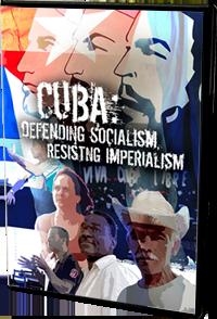 CUBA: Defendendo o Socialismo, Resistindo o Imperialismo - Poster / Capa / Cartaz - Oficial 1