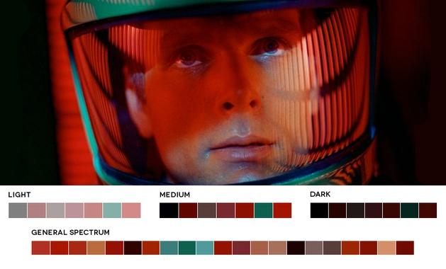 Stanley Kubrick e a cor vermelha em seus filmes