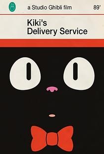 O Serviço de Entregas da Kiki - Poster / Capa / Cartaz - Oficial 13