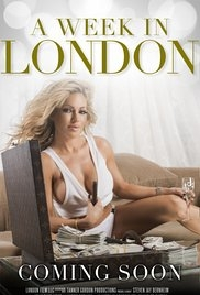 A Week in London - Poster / Capa / Cartaz - Oficial 1