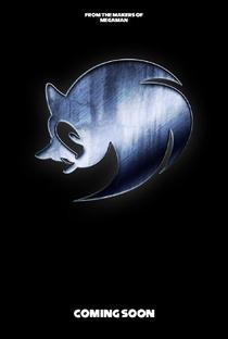 Sonic - Poster / Capa / Cartaz - Oficial 3