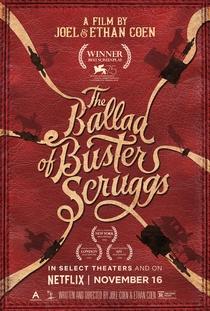 A Balada de Buster Scruggs - Poster / Capa / Cartaz - Oficial 1