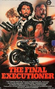 O Executor Final - Poster / Capa / Cartaz - Oficial 1