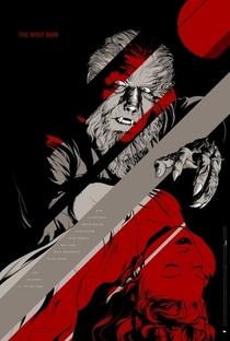 O Lobisomem - Poster / Capa / Cartaz - Oficial 3