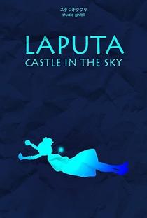 O Castelo no Céu - Poster / Capa / Cartaz - Oficial 4