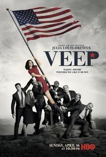 Veep  (6ª Temporada) - Poster / Capa / Cartaz - Oficial 1