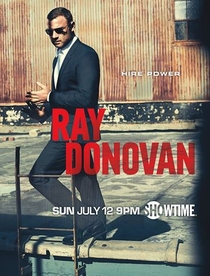 Ray Donovan (3ª Temporada) - Poster / Capa / Cartaz - Oficial 1