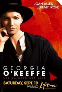 Vida e Arte de Georgia O'Keeffe - Poster / Capa / Cartaz - Oficial 1