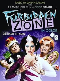 Forbidden Zone - Poster / Capa / Cartaz - Oficial 2