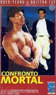 Confronto Mortal - Poster / Capa / Cartaz - Oficial 1