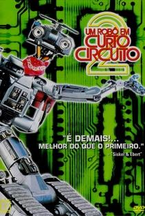 Um Robô em Curto Circuito 2 - Poster / Capa / Cartaz - Oficial 4