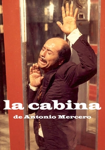 La Cabina - Poster / Capa / Cartaz - Oficial 1
