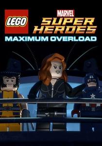 Lego Marvel Super Heroes: Maximum Overload - Poster / Capa / Cartaz - Oficial 2