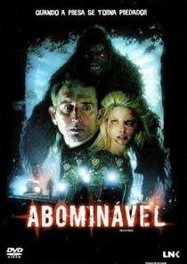 Abominável - Poster / Capa / Cartaz - Oficial 1