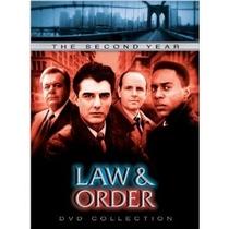 Lei & Ordem (2ª temporada) - Poster / Capa / Cartaz - Oficial 1