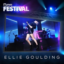 Ellie Goulding - Live on iTunes Festival 2012 - Poster / Capa / Cartaz - Oficial 1