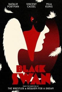 Cisne Negro - Poster / Capa / Cartaz - Oficial 10