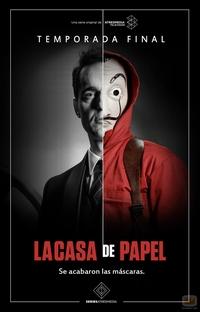 La Casa de Papel (Parte 2) - Poster / Capa / Cartaz - Oficial 3