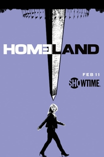 Homeland (7ª Temporada) - Poster / Capa / Cartaz - Oficial 3