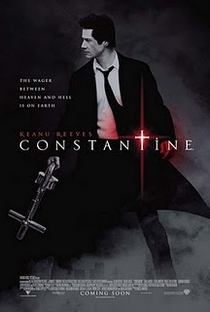 Constantine - Poster / Capa / Cartaz - Oficial 2
