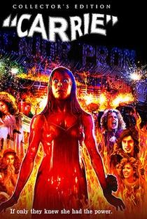 Carrie, a Estranha - Poster / Capa / Cartaz - Oficial 14