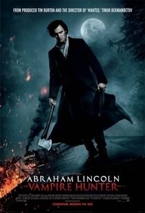 Abraham Lincoln: Caçador de Vampiros - Poster / Capa / Cartaz - Oficial 2