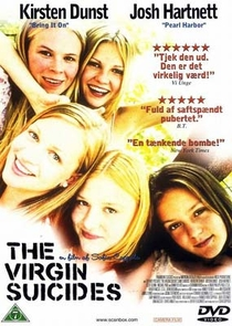 As Virgens Suicidas - Poster / Capa / Cartaz - Oficial 18