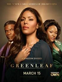 Greenleaf (2ª Temporada) - Poster / Capa / Cartaz - Oficial 1