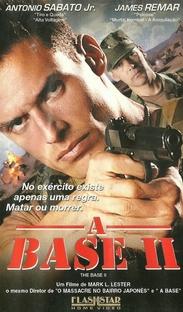 A Base II - Poster / Capa / Cartaz - Oficial 1