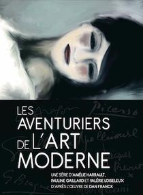 Os Bastidores da Arte Moderna - Poster / Capa / Cartaz - Oficial 1