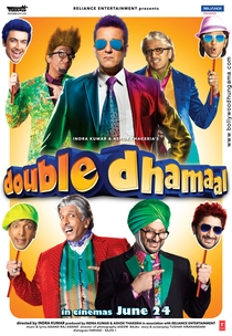 Double Dhamaal - Poster / Capa / Cartaz - Oficial 2