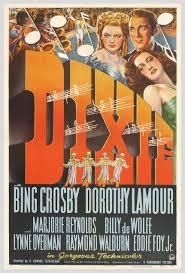 A Canção de Dixie - Poster / Capa / Cartaz - Oficial 1