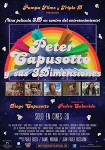 Peter Capusotto e suas 3Dimesões - Poster / Capa / Cartaz - Oficial 1