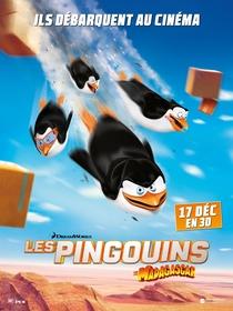 Os Pinguins de Madagascar - Poster / Capa / Cartaz - Oficial 2