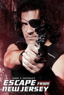 Escape from New Jersey - Poster / Capa / Cartaz - Oficial 1