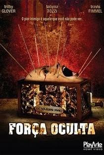 Força Oculta - Poster / Capa / Cartaz - Oficial 1