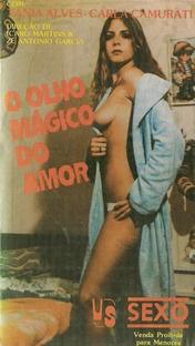 O Olho Mágico do Amor - Poster / Capa / Cartaz - Oficial 2