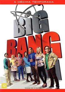 Big Bang: A Teoria (10ª Temporada) - Poster / Capa / Cartaz - Oficial 4
