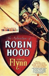 As Aventuras de Robin Hood - Poster / Capa / Cartaz - Oficial 2