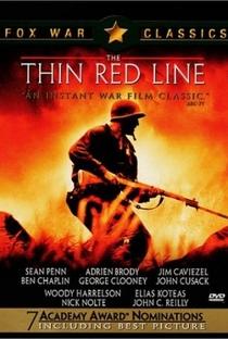 Além da Linha Vermelha - Poster / Capa / Cartaz - Oficial 9