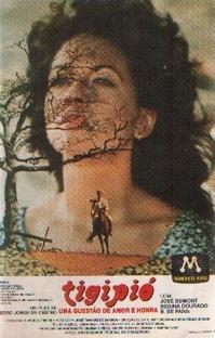 Tigipió - Uma Questão de Amor e Honra - Poster / Capa / Cartaz - Oficial 1