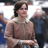 Veja o figurino de Emma Watson nos bastidores de Little Women