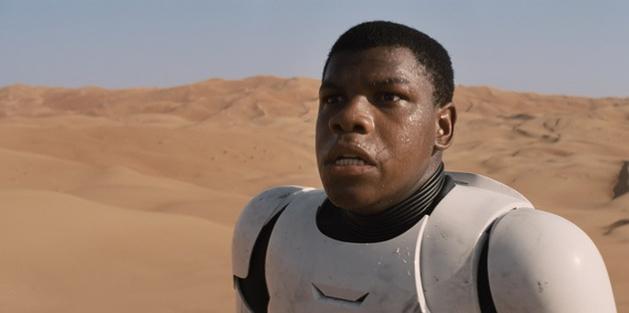 STAR WARS VII: entenda a polemica do Stormtrooper negro