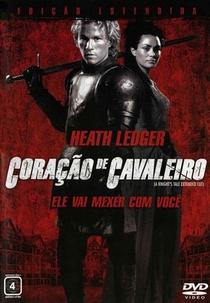 Coração de Cavaleiro - Poster / Capa / Cartaz - Oficial 3