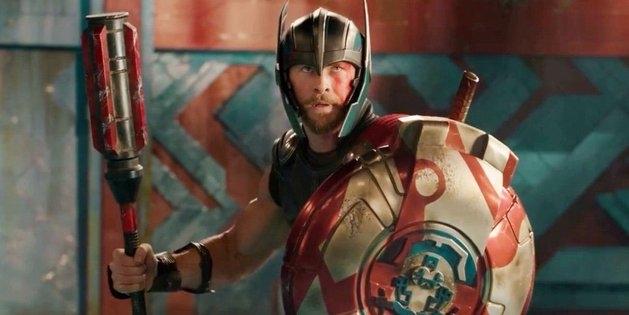 Bilheteria Brasil   Thor: Ragnarok continua imbatível na liderança
