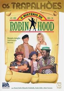 O Mistério de Robin Hood - Poster / Capa / Cartaz - Oficial 1