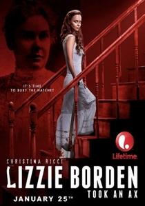 A Arma de Lizzie Borden - Poster / Capa / Cartaz - Oficial 4