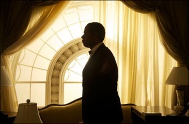 Primeira imagem oficial de Forest Whitaker em The Butler.