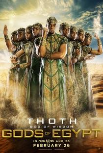 Deuses do Egito - Poster / Capa / Cartaz - Oficial 10