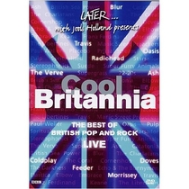 Later With Jools Holland Presents: Cool Brittania - Poster / Capa / Cartaz - Oficial 1